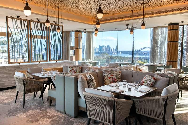 塔龍加野生動物酒店是一間設計優雅的生態度假酒店。(圖/DECO TV)