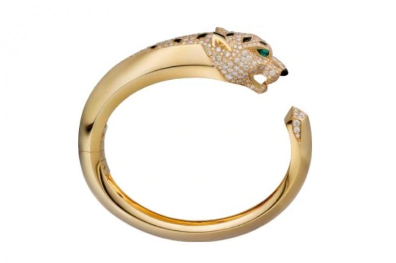 卡地亞以美洲豹為經典標誌,成為世界頂尖的精品品牌(圖 / 擷取自卡地亞官網)