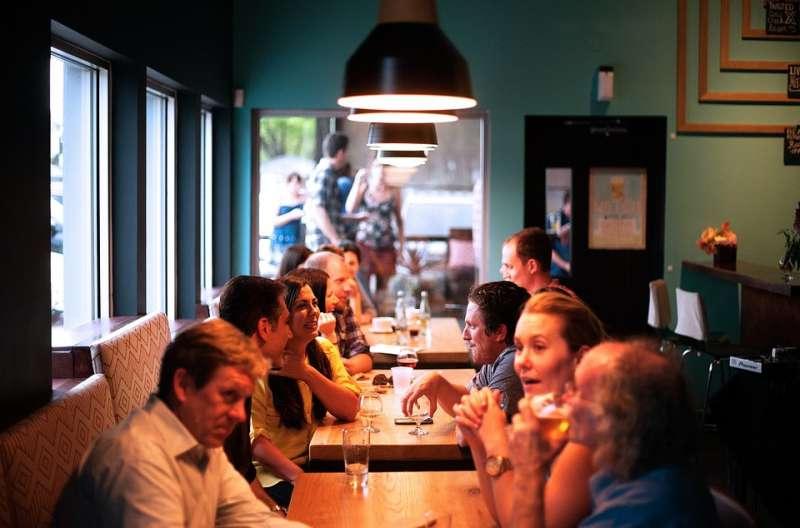餐廳 聚會 約會(示意圖/ Free-Photos@pixabay)
