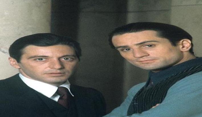 勞勃狄尼洛(右)與艾爾.帕西諾(左)(圖/取自IMDB)