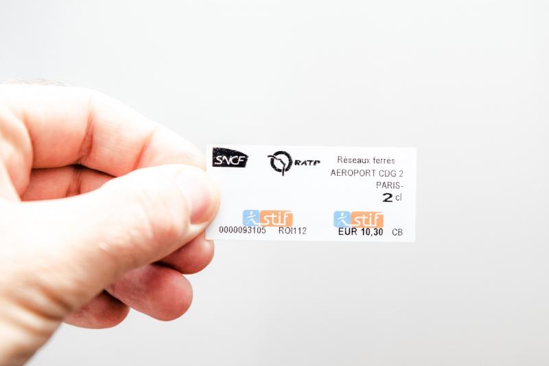 建議你,如果買到還沒絕版的巴黎地鐵票,可以收藏起來哦。(圖/Insidr)