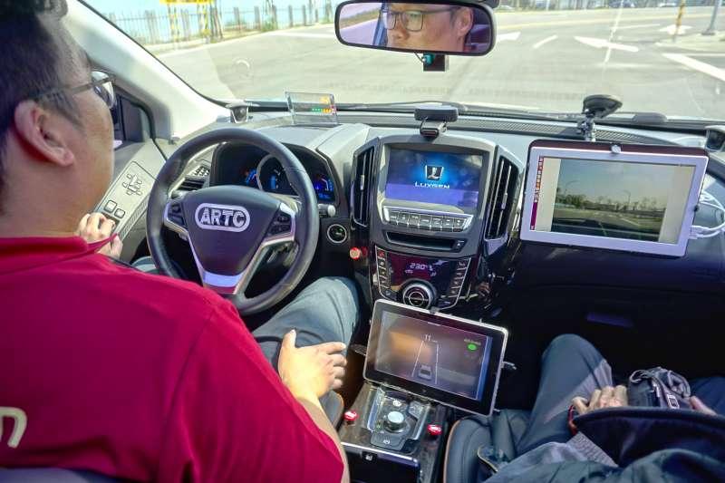 儘管自動駕駛技術愈來愈先進,但事故發生的機率依舊不低。(圖/車訊網)