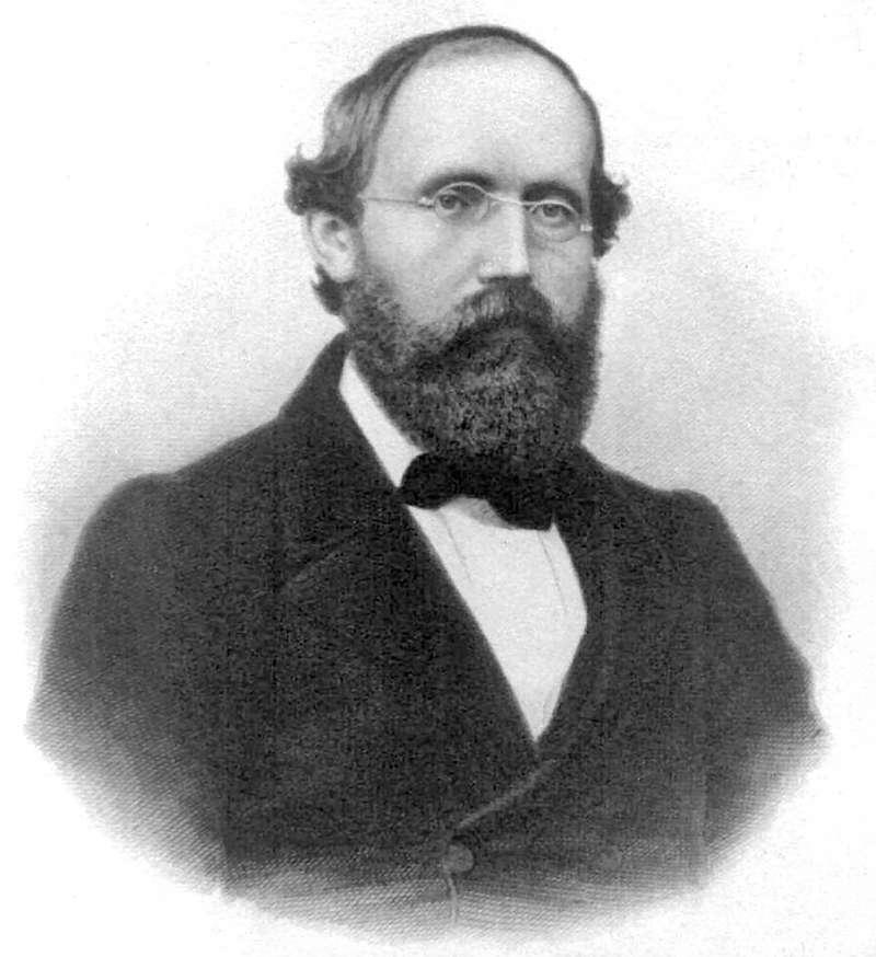 伯恩哈德·黎曼 ( Bernhard Riemann,1826~1866年)德國數學家,黎曼幾何學創始人。黎曼幾何中,所有度量的幾何量和選取的座標無關,成為愛因斯坦發展廣義相對論最重要的數學工具之一。圖/研之有物