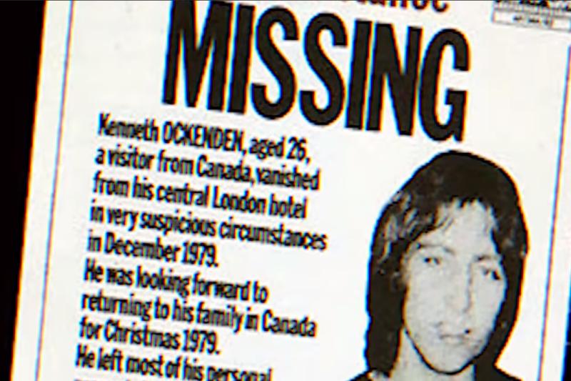 幾名失蹤人口都與尼爾森有關。(圖/截自Youtube)