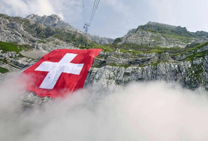 脫歐動盪中,瑞士銀行成為英國富人避險的好去處。英國脫歐。(AP)