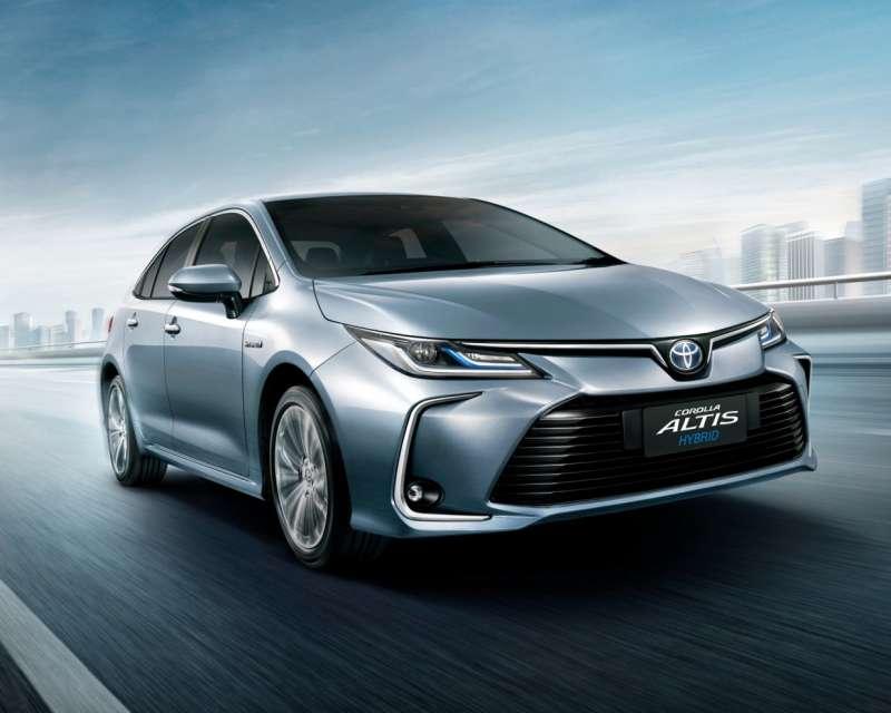 9月份Corolla Altis重回全市場最暢銷單一車系地位。(圖/車訊網)