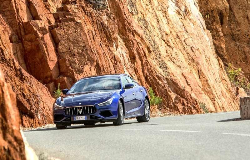 Maserati九月份掛牌新車52輛,不僅超越Jaguar(50輛),數量最多的是Ghibli(22輛)。(圖/車訊網)