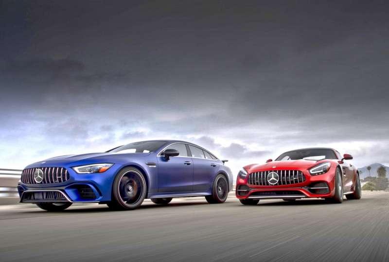 Mercedes-AMG光九月就有多達145輛新車掛牌。(圖/車訊網)