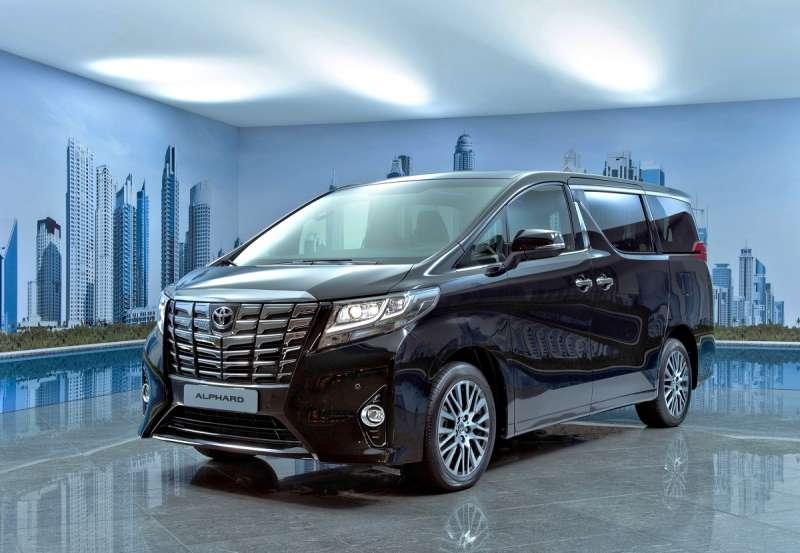 在景氣不佳的環境,Toyota Alpahrd平均每月都有200輛以上新車掛牌,更技壓所有豪華商旅獨樹一幟。(圖/車訊網)