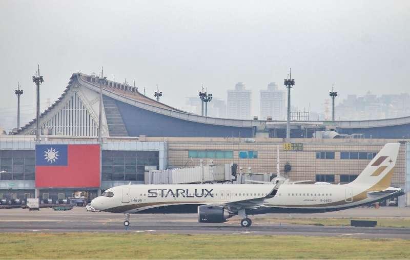 20191028-星宇航空A321neo於28日抵台,由董事長張國煒親自駕駛。(方炳超攝)
