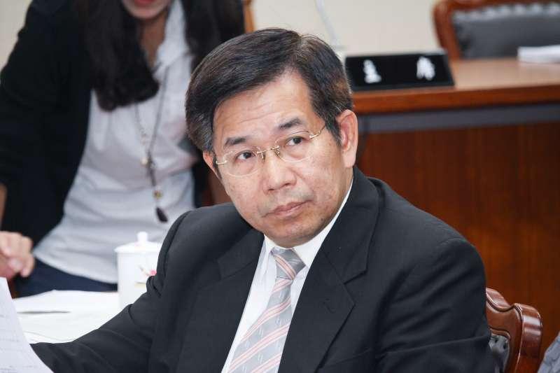 20191030-教育部長潘文忠出席立院教育委員會備詢。(蔡親傑攝)