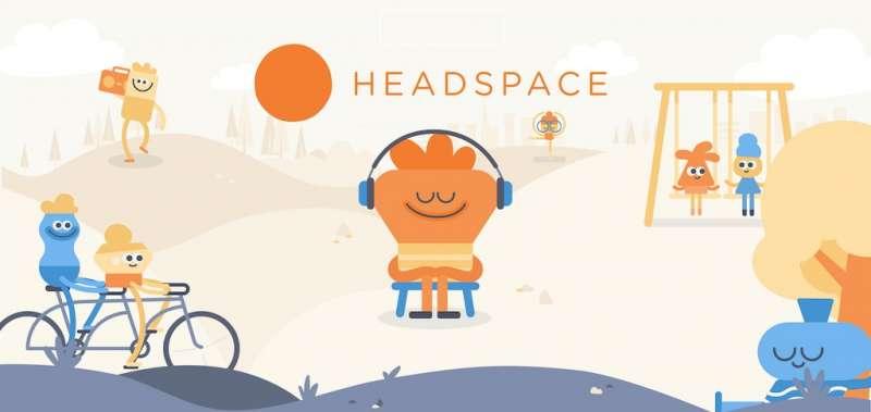 Headspace 官網(圖/Headspace)
