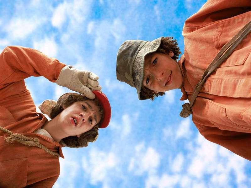 2003年電影《別有洞天》(Holes)為李畢福打開名氣(圖/IMDb)