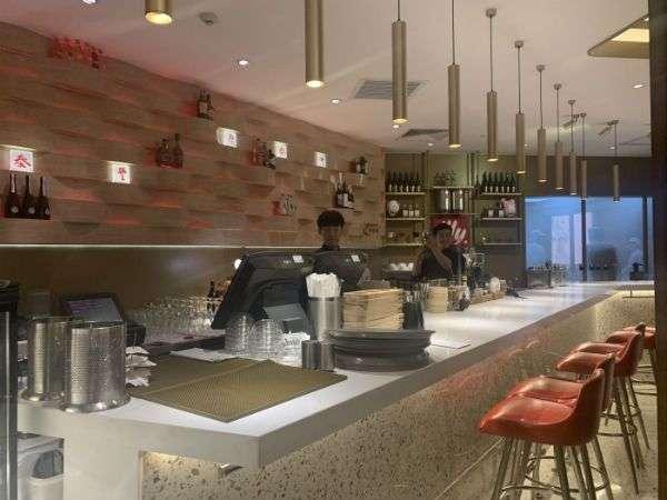 鼎泰豐北京三里屯店一改既定印象,用電音、吧台賣雞尾酒!(圖片來源:大眾點評)