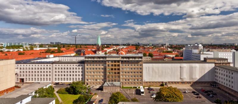 位於柏林的史塔西總部,現為史塔西博物館。(Stasi-Museum@Wikipedia/CC BY-SA 4.0)