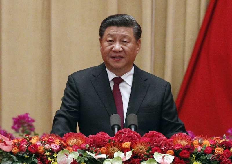 中國國家主席習近平。(AP)