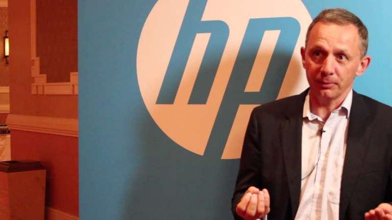 HPI 現任執行長Enrique Lores(圖/ youtube)