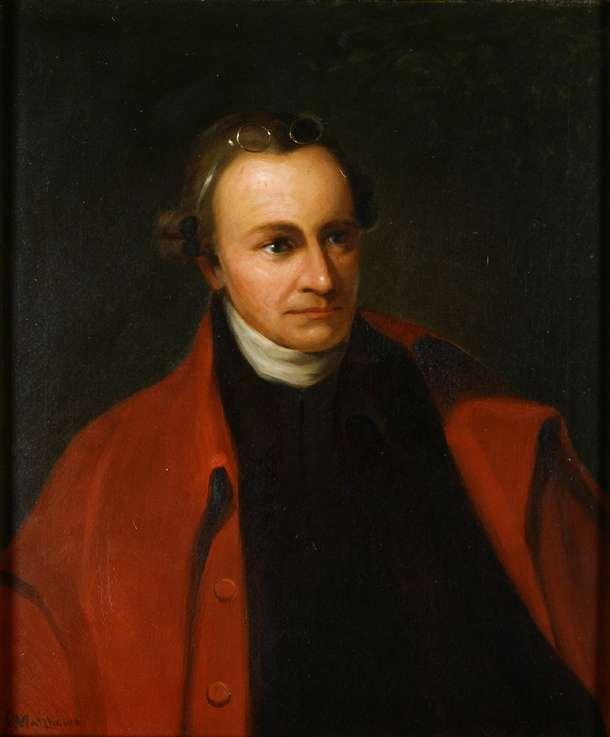 派屈克·亨利(Patrick Henry)是美國革命時期卓越的領導人,曾兩次擔任維吉尼亞州州長。(取自維基百科公有領域)