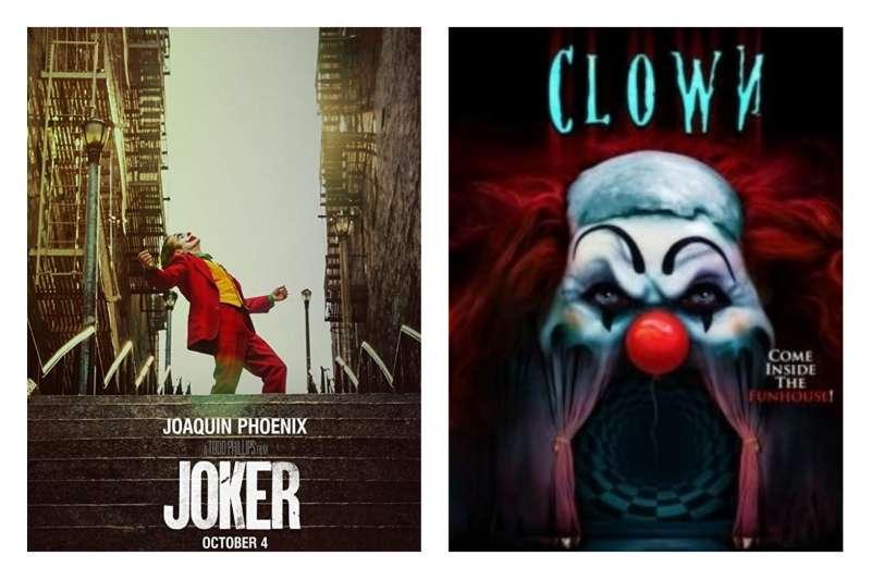 就連近期上映的DC大片《小丑》也逃不過「撞題」命運(圖/IMDb)