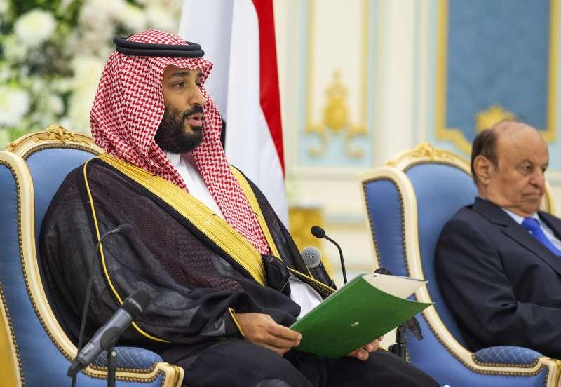 沙烏地阿拉伯王儲穆罕默德疑似收買推特員工,蒐集異議人士的個人資料。(AP)