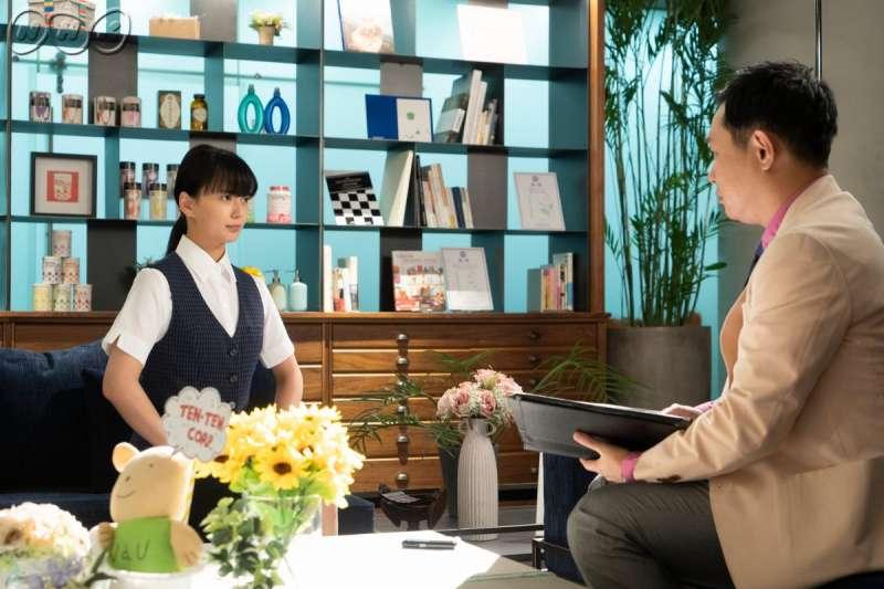 森若工作最大的樂趣就是看到收支平衡那一刻。(取自NHK)