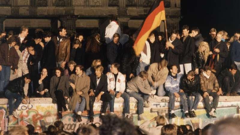 柏林牆30週年:撼動世界格局的1989年。(圖/德國之聲)