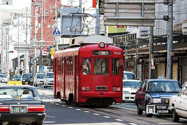過去肩負起岐阜市內交通的名鐵岐阜市內線,早在2005年廢線了。(攝影:陳威臣)圖/想想論壇