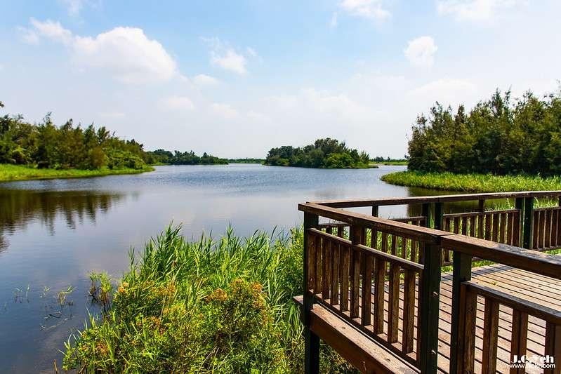 20191110-現任雲林縣長張麗善對外表示滯洪池不宜設置太陽能,讓經濟部對於椬梧滯洪池綠電建置案喊卡。(flickr, CC BY-NC 2.0)