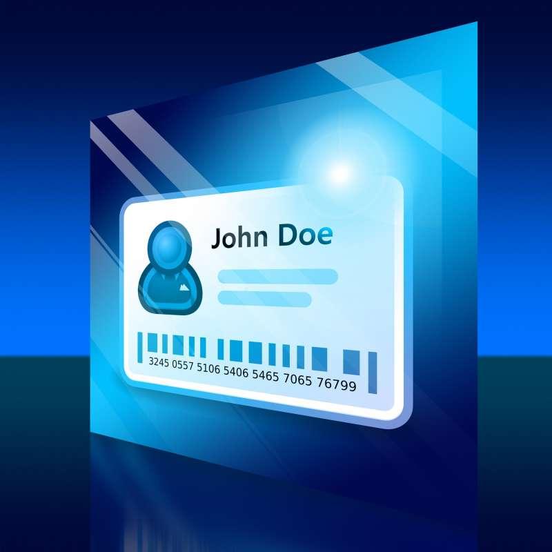 ID卡。(示意圖,取自pixabay)