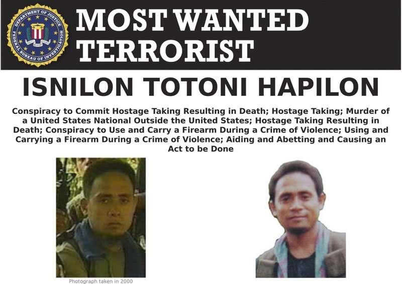 佔據馬拉威的IS東南亞分支首腦哈比倫最後遭菲律賓部隊擊斃。(AP)