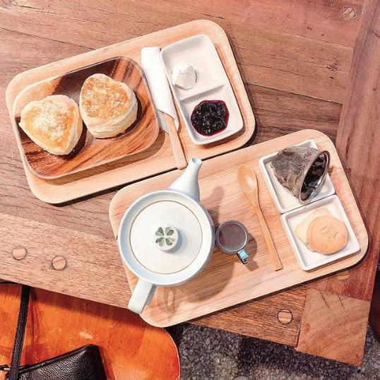 窩柢咖啡公寓(圖/Instagram@liu_02_09)