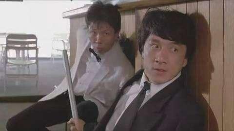 太保年輕時常在成龍主演的電影中擔任重要配角