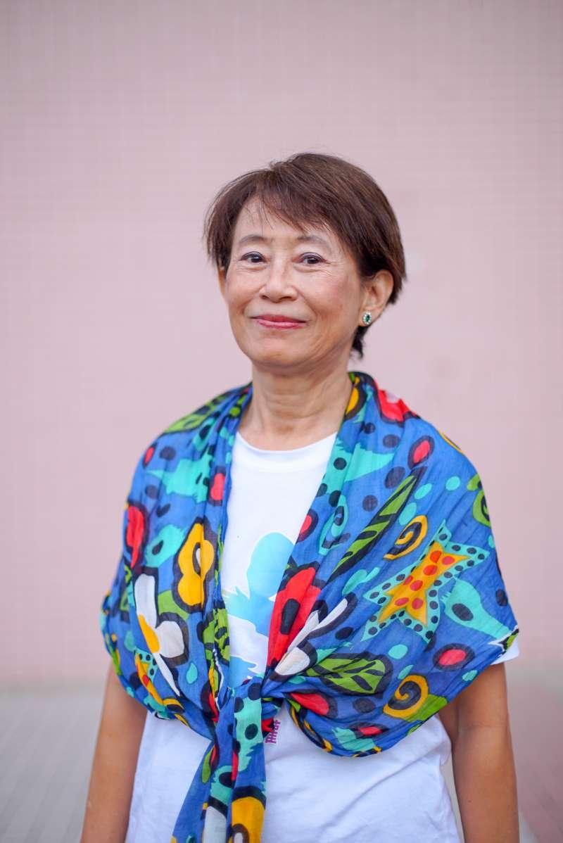 20191113-台灣基進黨13日宣布,高雄醫學大學性別研究所退休教授成令方,獲提名為不分區立委第1位。(台灣基進提供)