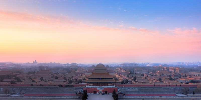 紫禁城(圖/維基百科)