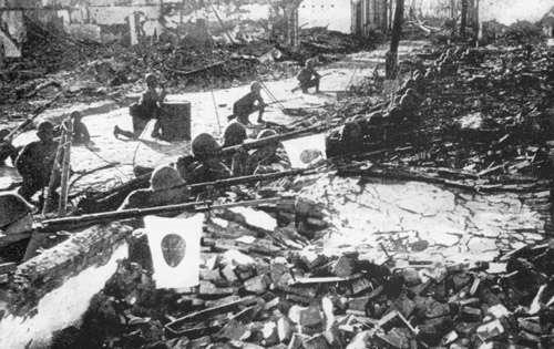 日本士兵比馬還不如。(圖/維基百科)