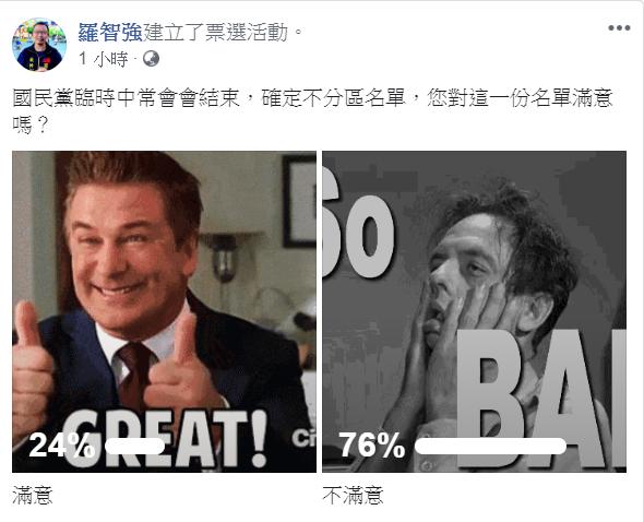 (翻攝自羅智強臉書粉絲專頁)