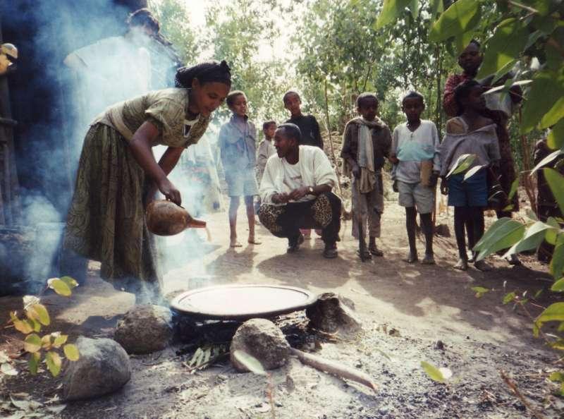 20191115-法拉夏猶太人又稱貝塔以色列人,是信奉猶太教的衣索比亞人。(取自維基百科)