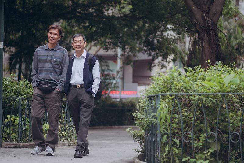 曾在《父後七日》中演出的香港演員太保,今年憑藉電影《叔.叔》入圍金馬獎最佳男主角獎。(圖/IMDb)