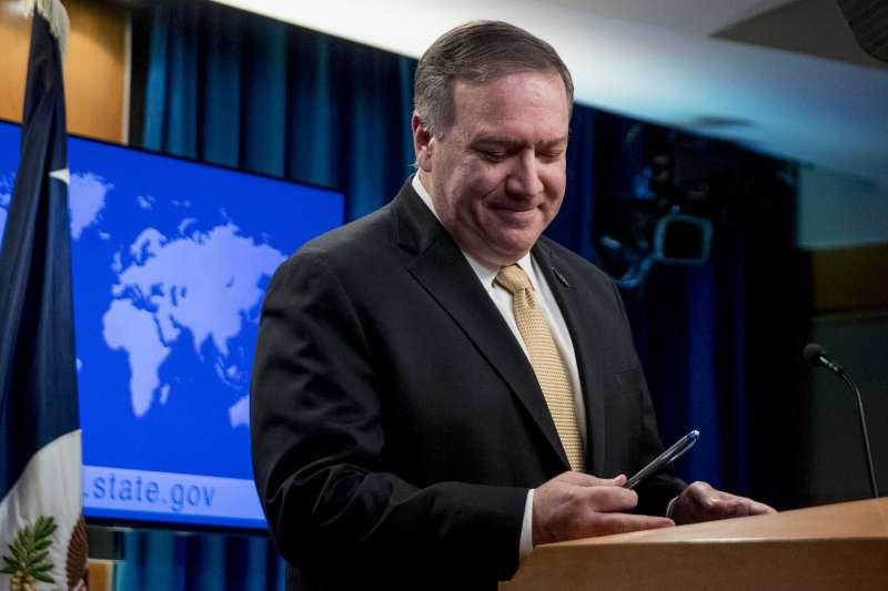 2019年11月18日,美國國務卿龐畢歐(Mike Pompeo)宣布,以色列在約旦河西岸佔領地建設的屯墾區「不違反國際法」(AP)