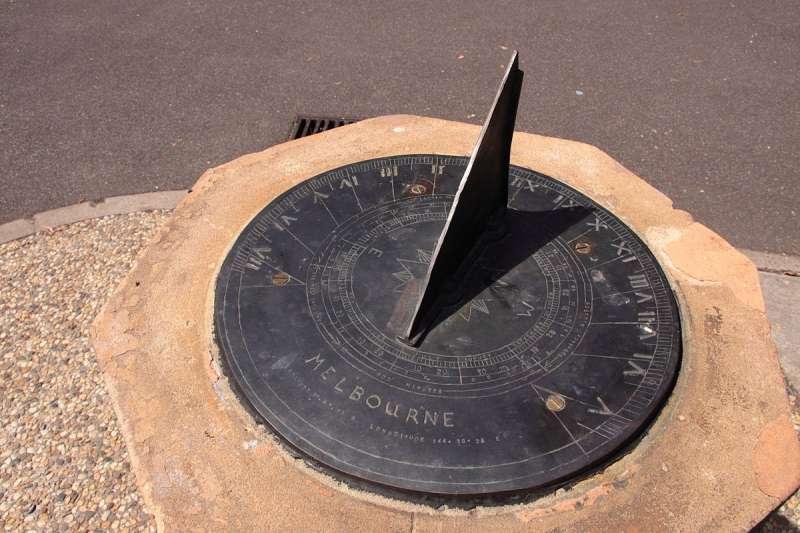 日晷。(圖/維基百科)