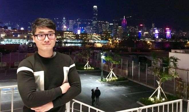 鄭文傑說,他現在正在尋求一個他認為安全的地方進行庇護。(BBC中文網)