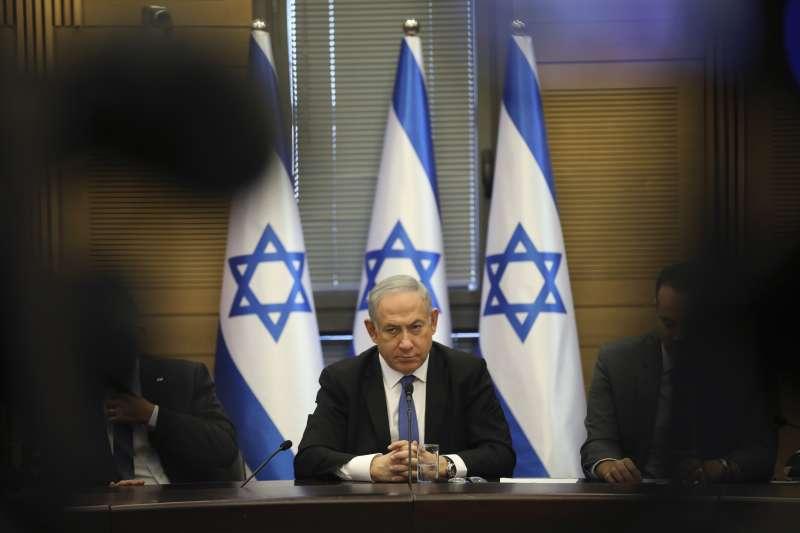 以色列新政府難產:總理納坦雅胡(AP)