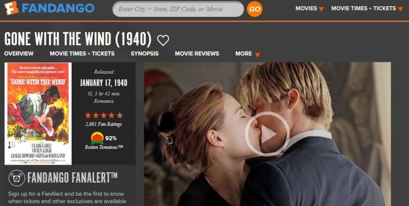 包括Fandango、IMDb、爛蕃茄等電影相關網站,都採用觀眾評分。只有 Netflix 做到全面個人化的系統(圖/方格子)