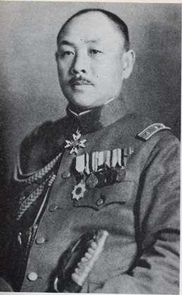 陸軍大臣阿南惟幾。(圖/維基百科)