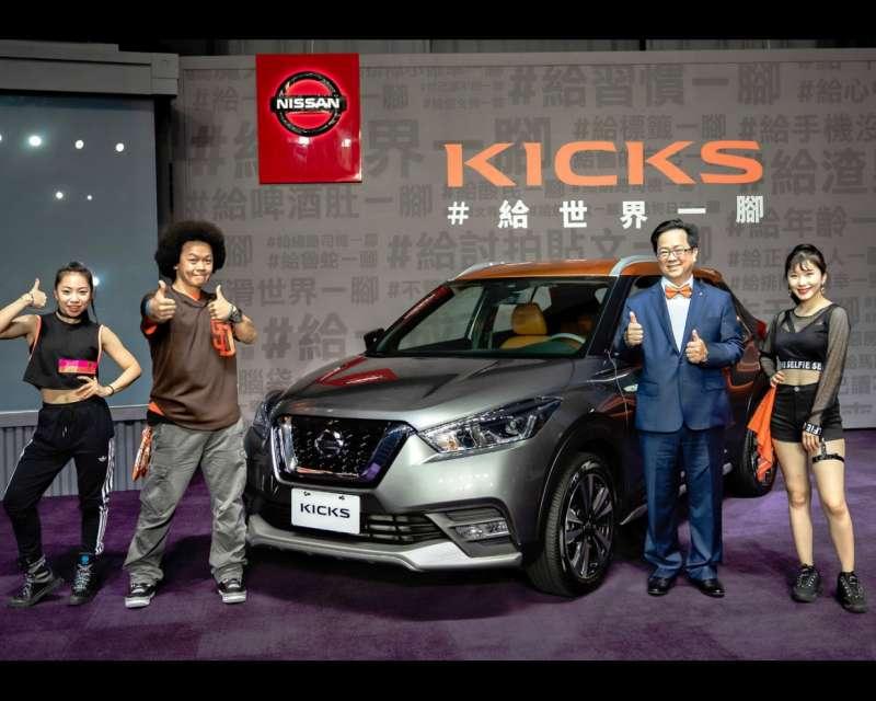 1還好有Nissan Kicks在10月份以1610輛的成績,同時拿下全市場 SUV、國產運動休旅、台灣小型SUV等銷售冠軍銷售冠軍。(圖/車訊網)