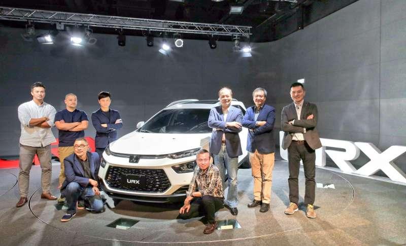 3Luxgen在10月份掛牌新車254輛,屈居全市場排名Top 18,創辦人已逝、陳國榮退位、水野和敏也走了、華創日本也結束營運,未來是否能夠靠URX大破大立,關係到台灣唯一自主汽車品牌的存續與前途。(圖/車訊網)