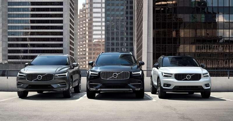 15 Volvo穩居10月份高級品牌殿軍地位,今年1-10月份掛牌5279輛新車,亦比去年成長13.5%,LSUV表現優異當然也是重要因素。(圖/車訊網)
