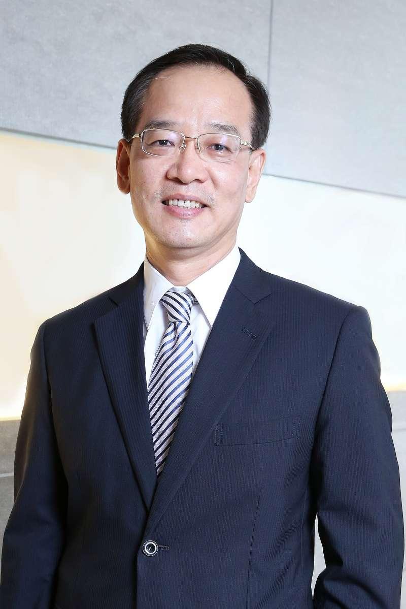 眾匯智能健康董事長王欽堂。(圖/眾匯智能健康提供)