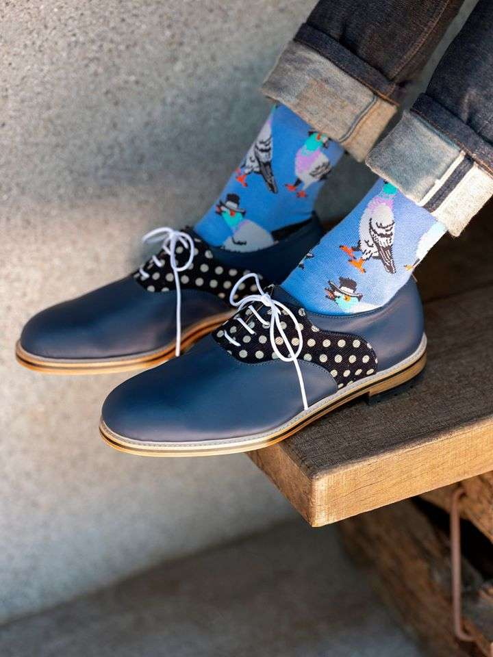 MTM鞋款。(圖/KAZUO Craft官方臉書粉絲頁)