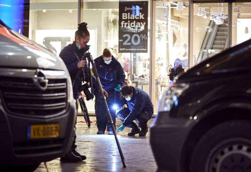 去年8月,荷蘭阿姆斯特丹同樣傳出持刀傷人事件,有2名美國遊客遭砍傷。(AP)